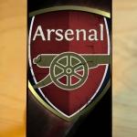 เคสสกรีนลาย Arsenal