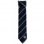 เนคไทแมนเชสเตอร์ ซิตี้ Silk Small Striped Tie ของแท้