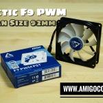 พัดลมArctic F9 PWM PST