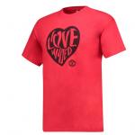 เสื้อทีเชิ้ตแมนเชสเตอร์ ยูไนเต็ด I Love United T-Shirt Red ของแท้