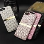 Case Fashion Design For Apple iPhone 8 Plus มีเพชรประดับ