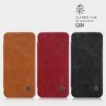 NILLKIN เคส Huawei Nova 3e (P20 Lite) รุ่น Qin Leather Flip