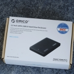 Orico Box usb3.0 2533us3
