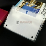 TPU ครอบหลัง เคส Samsung Galaxy Tab S 10.5 แบบใสหลังทราย