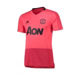 เสื้อเทรนนิ่งแมนเชสเตอร์ ยูไนเต็ด Training Jersey สีชมพูของแท้
