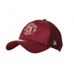 หมวกแก๊ปแมนเชสเตอร์ ยูไนเต็ด New Era 39THIRTY Stretch Spacer Mesh ของแท้