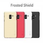 NILLKIN เคส Samsung Galaxy A8 Plus 2018 รุ่น Frosted Shield แท้ !!