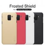 NILLKIN เคส Samsung Galaxy J6 2018 รุ่น Frosted Shield แท้ !!