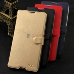 ONJESS Leather Case Wiko Robby รุ่น Slim Design