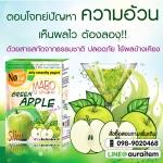 Mabo S Shake Green Apple ปลีก 80 บาท/ ส่ง 55 บาท