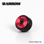 Barrow G1 / 4 manual exhaust valve ดำ-แดง