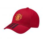 หมวกแก๊ปแมนเชสเตอร์ ยูไนเต็ด 3 Stripe Cap ของแท้