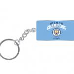 พวงกุญแจแมนเชสเตอร์ ซิตี้ Our City Champions สีฟ้าของแท้