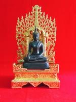 แท่นพระพม่า 8 นิ้ว (ปิดทอง)