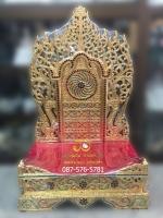 แท่นพระพม่า 24 นิ้ว (กระจก)