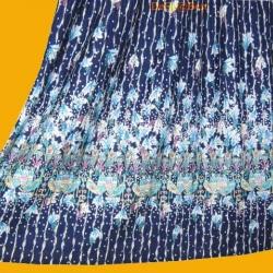 ขายแล้วค่ะ D20:Vintage dress เดรสวินเทจชายกระโปรงเล่นลายสวย&#x2764