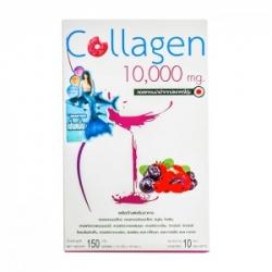 Donut Collagen 10000mg Mix Berry Flavor 10 ซอง