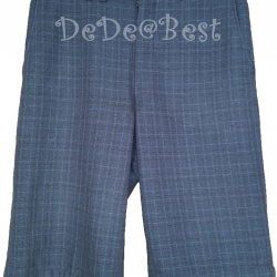 ขายแล้วค่ะ P6:2nd hand pants กางเกงขาสั้นสีน้ำเงิน&#x2764