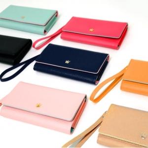 Smart Wallet กระเป๋าสตางค์ใบยาว ใส่โทรศัพท์ได้