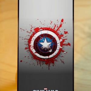 เคสโทรศัพท์ สกรีน - Super Hero