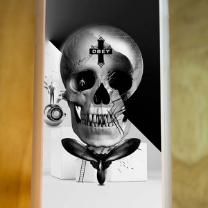 เคสโทรศัพท์ สกรีน - หัวกระโหลก
