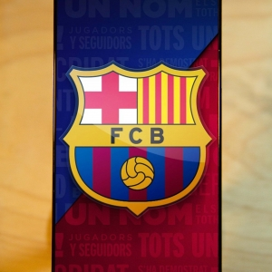 เคสโทรศัพท์ สกรีน - Barcelona