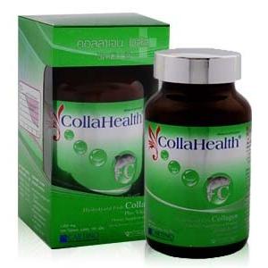 Collahealth Collagen + Vitamin C 100 เม็ด