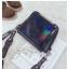 [ พร้อมส่ง ] - กระเป๋าคลัทช์ สะพาย สีดำโฮโลแกรม ดีไซน์สวยเก๋เท่ๆ รับสงกรานต์ งานสวยโดดเด่น ขนาดกระทัดรัด งานสวยมากๆค่ะ thumbnail 23