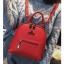 [ พร้อมส่ง Hi-End ] - กระเป๋าเป้แฟชั่น สีแดง ดีไซน์สวยเรียบหรู ดูดีสไตล์แบรนด์ งานหนังคุณภาพดี ช่องเยอะงานสวย thumbnail 7