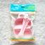 ชามบดอาหารและป้อนข้าวเด็ก BPA-Free ยี่ห้อ Angel Stony พร้อมช้อนส้อม thumbnail 6