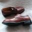 รองเท้าหนังสีน้ำตาล ผู้หญิง เบอร์ 38-40 ยี่ห้อ CSB thumbnail 5