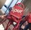 [ พร้อมส่ง ] - กระเป๋าเป้แฟชั่น สไตล์ยุโรป สีแดง Spur ใบเล็กกระทัดรัด ดีไซน์สวยเก๋ไม่ซ้ำใคร เหมาะกับสาว ๆ ที่กำลังมองหากระเป๋าเป้ใบจิ๋ว thumbnail 9