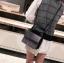 [ พร้อมส่ง ] - กระเป๋าถือ/สะพาย สีดำคลาสสิค วิ้งค์ๆโทนรุ้ง ขนาดกระทัดรัด ดีไซน์สวยเรียบหรู ดูดี งานหนังสวยค่ะ thumbnail 16