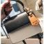 [ พร้อมส่ง ] - กระเป๋าถือ/สะพาย สีทูโทนขาวดำ ทรงกล่องขนาดกระทัดรัด ห้อยป้ายเก๋ๆ ดีไซน์สวยเรียบหรู ดูดี งานหนังคุณภาพดี ช่องใส่ของ 3 ช่อง thumbnail 9