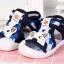 รองเท้ารัดส้น เปิดหน้าระบายอากาศ ลายหมีสีน้ำเงิน Size 17-22 thumbnail 6