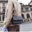 [ พร้อมส่ง ] - กระเป๋าแฟชั่น คลัทช์/สะพาย สีดำเงินวิ้งค์ๆ ทรงกล่องสี่เหลี่ยม ขนาดกระทัดรัด ดีไซน์สวยเรียบหรู ดูดี งานสวยค่ะ thumbnail 12