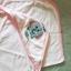 Attoon ผ้าคลุมอาบน้ำเด็ก ผ้าขนหนูเช็ดตัว ปักลายการ์ตูนน่ารัก thumbnail 3