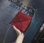 [ พร้อมส่ง ] - กระเป๋าถือ/สะพาย สีแดง วิ้งค์ๆ ขนาดใบเล็กๆ กระทัดรัด ดีไซน์สวยเก๋หัวบิดเปิดกระเป๋า ดูดี งานสวยน่ารักค่ะ thumbnail 5