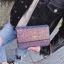 [ พร้อมส่ง ] - กระเป๋าแฟชั่น คลัทช์/สะพาย สีรุ้งวิ้งค์ๆ ทรงกล่องสี่เหลี่ยม ขนาดกระทัดรัด ดีไซน์สวยเรียบหรู ดูดี งานสวยค่ะ thumbnail 11
