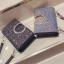 [ พร้อมส่ง ] - กระเป๋าคลัทช์ สะพาย สีเรนโบว์ หนังดำเท่ๆ ดีไซน์สวยหรู ฟรุ้งฟริ้ง วิ้งค์ๆทั้งใบ ขนาดกระทัดรัด งานสวยมากๆค่ะ สำเนา thumbnail 4