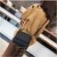 [ พร้อมส่ง ] - กระเป๋าถือ/สะพาย สีดำคลาสสิค ขนาดกระทัดรัด ดีไซน์สวยเรียบหรู ดูดี งานหนังแบบด้าน คุณภาพดีค่ะ thumbnail 4