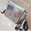 [ พร้อมส่ง ] - กระเป๋าคลัทช์ สะพาย สีโฮโลแกรม ดีไซน์สวยเก๋เท่ๆ รับสงกรานต์ งานสวยโดดเด่น ขนาดกระทัดรัด งานสวยมากๆค่ะ thumbnail 19
