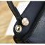 [ พร้อมส่ง ] - กระเป๋าแฟชั่น ถือ/สะพาย สีชาเขียว ขนาดกระทัดรัด ปักหมุดเท่ๆ ทรงตั้งได้ ดีไซน์สวยเก๋ ดูดี งานหนังสวยมากค่ะ thumbnail 15