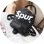 [ พร้อมส่ง ] - กระเป๋าเป้แฟชั่น สไตล์ยุโรป สีดำ Spur ใบเล็กกระทัดรัด ดีไซน์สวยเก๋ไม่ซ้ำใคร เหมาะกับสาว ๆ ที่กำลังมองหากระเป๋าเป้ใบจิ๋ว thumbnail 17