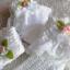 ถุงเท้าเด็กหญิง สีขาวระบายลูกไม้ ประดับดอกหลากสี สำหรับเด็ก 3 - 9 ปี thumbnail 6