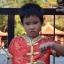 ชุดตรุษจีน กางเกงขายาวเอวยางยืด สวมใสสบาย thumbnail 4