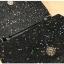 [ พร้อมส่ง ] - กระเป๋าคลัทช์ สะพาย สีดำ ดีไซน์สวยหรู ฟรุ้งฟริ้ง วิ้งค์ๆทั้งใบ ขนาดกระทัดรัด งานสวยมากๆค่ะ thumbnail 20