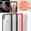 iPaky: เคส iPhone 8 Plus รุ่นขอบสีหลังใส thumbnail 12