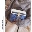 [ Pre-Order ] - กระเป๋าถือ/สะพาย สีน้ำเงิน ดีไซน์สวยน่ารัก ฟรุ้งฟริ้ง ใบกลางๆ ตกแต่งแม่กุญแจเก๋ๆ งานสวยไม่เหมือนใคร thumbnail 5