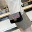 [ พร้อมส่ง ] - กระเป๋าแฟชั่น คลัทช์/สะพาย สีรุ้งวิ้งค์ๆ ทรงกล่องสี่เหลี่ยม ซิลิโคนอย่างหนา ขนาดกระทัดรัด ดีไซน์สวยเรียบหรู ดูดี งานสวยค่ะ thumbnail 7